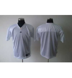 NCAA Tennessee vols blank white jerseys
