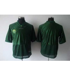 Ducks Blank Green Embroidered NCAA Jersey