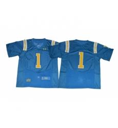 UCLA Bruins #1 Blue College Football Jersey