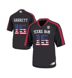 Texas A&M Aggies Ricky Seals Jones 9 College Red Techfit Jerseys