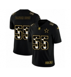 Men's Dallas Cowboys #55 Leighton Vander Esch Black Jesus Faith Limited Player Football Jersey