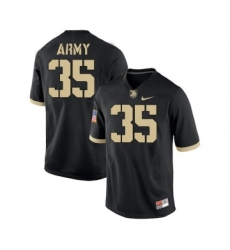 Army Black Knights 35 Doc Blanchard Black College Football Jersey