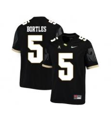 UCF Knights 5 Blake Bortles Black College Football Jersey