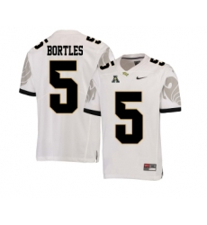 UCF Knights 5 Blake Bortles White College Football Jersey
