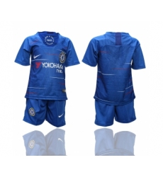 2018-19 Chelsea Home Youth Soccer Jersey