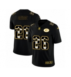 Men's Green Bay Packers #26 Darnell Savage Jr. Limited Black Jesus Faith Limited Football Jersey