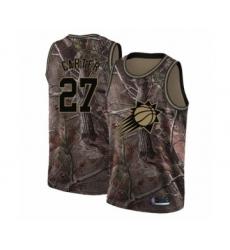 Women's Phoenix Suns #27 Jevon Carter Swingman Camo Realtree Collection Basketball Jersey