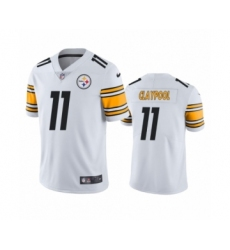 Pittsburgh Steelers #11 Chase Claypool White Vapor Untouchable Limited Jersey