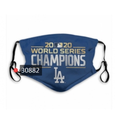 MLB Los Angeles Dodgers Mask-0010