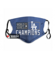 MLB Los Angeles Dodgers Mask-0012