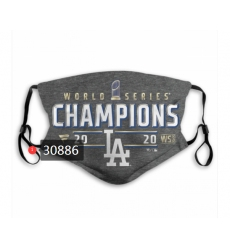 MLB Los Angeles Dodgers Mask-0013