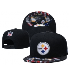 NFL Pittsburgh Steelers Hats-012