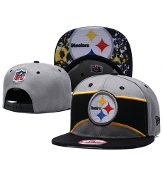Pittsburgh Steelers Hats-004