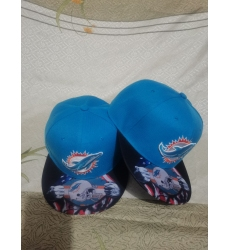 NFL Miami Dolphins Hats 008