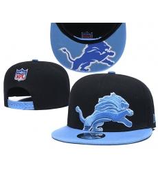 Detroit Lions Hats 003