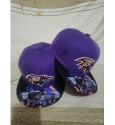 NFL Baltimore Ravens Hats-004