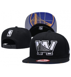 NBA Golden State Warriors Hats 002