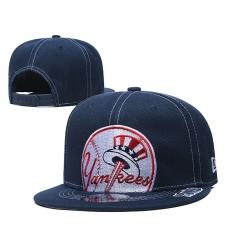 MLB New York Yankees Hats 004