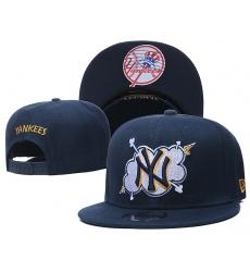 MLB New York Yankees Hats 006