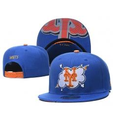 MLB New York Mets Hats 001