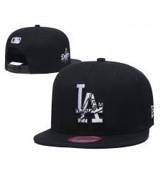 MLB Los Angeles Dodgers Hats 01