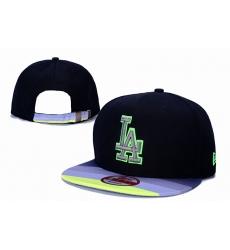 MLB Los Angeles Dodgers Hats 03