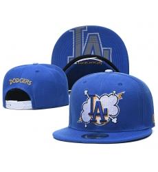 MLB Los Angeles Dodgers Hats 05