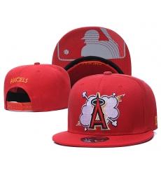 MLB Los Angeles Angels of Anaheim Hats 001