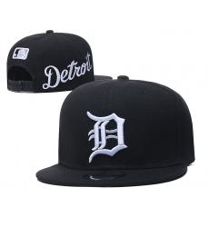 MLB Detroit Tigers Hats 001