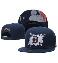 MLB Detroit Tigers Hats 002