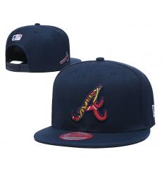 MLB Atlanta Braves Hats 001