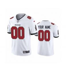 Tampa Bay Buccaneers Custom White 2020 Vapor Limited Jersey
