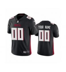 Atlanta Falcons Custom Black 2020 Vapor Limited Jersey